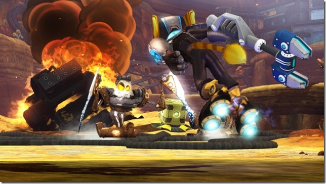 20091110_ps3_Ratchet-and-Clank-Future-A-Crack-in-Time_RCFACIT_KrellCanyon_Boots-610x343
