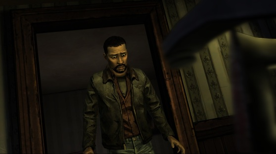 Lee Everet é o protagonista da primeira temporada de The Walking Dead - The Game