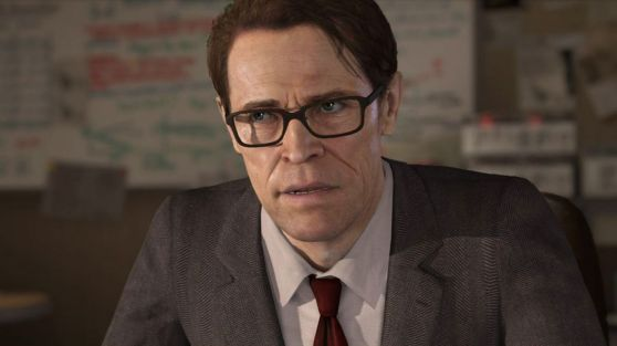 Willem Dafoe surpreende em Beyond: Two Souls