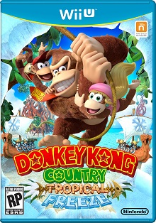 Donkey Kong Country: Tropical Freeze (Neto)